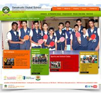sanskruthi global school, school websites